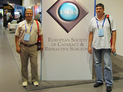 XXX Congress of the ESCRS
